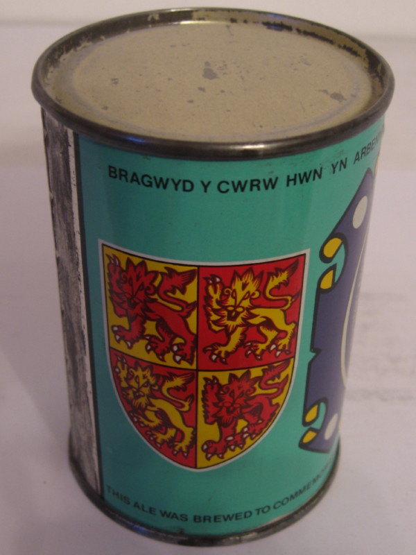 WALES PRINCE´S ALE (flat top) side 3