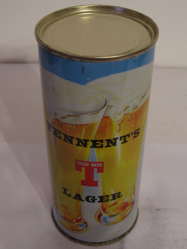 SCOTLAND TENNENT´S ANN (flat top) side 2