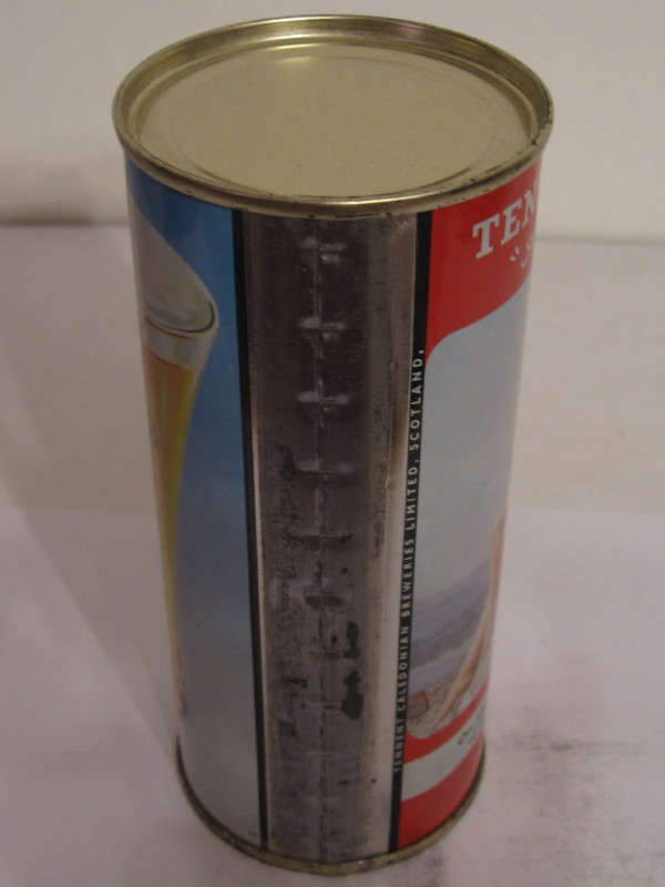 SCOTLAND TENNENT´S ANN (flat top) side 3