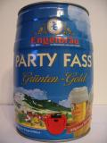 Engelbrau PARTY FASS Grunten-Gold