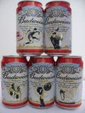 Budweiser set from China (35cl)