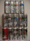 SWISSBEER collection 14 cans set from Schwitzerland (50cl)