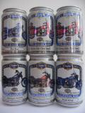 Zipfer HARLEY DAVIDSON set from AUSTRIA (33cl)