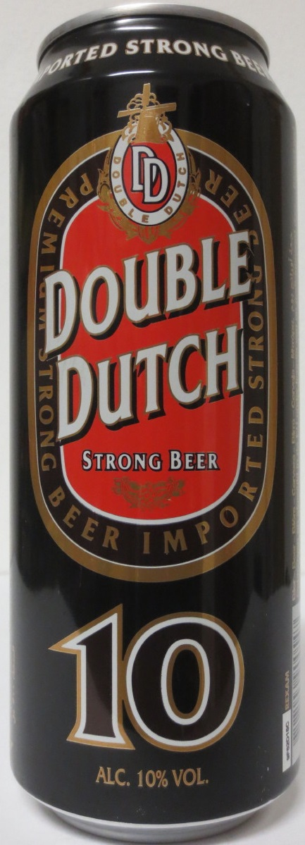 DOUBLE DUTCH STRONG BEER 10 (50cl)