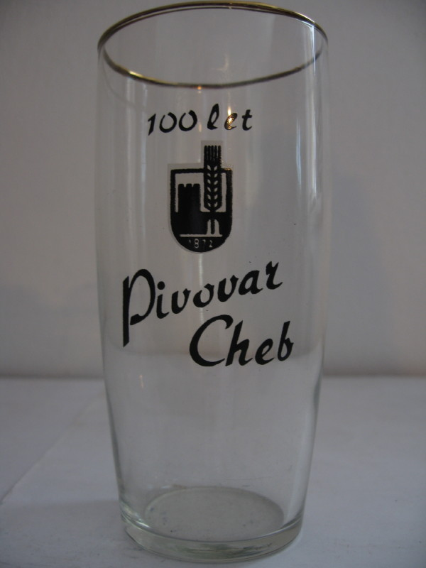 Pivovar Cheb 100 let (0,3L) Willi
