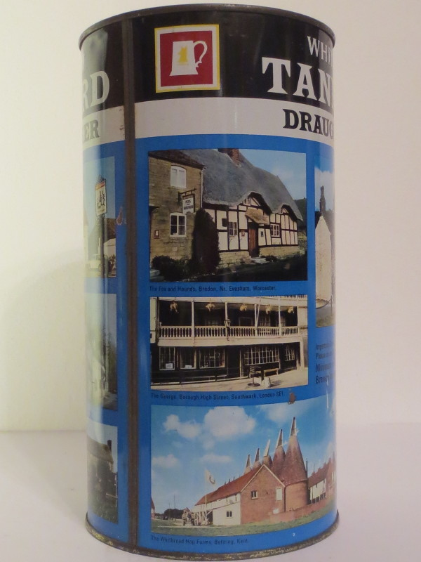 WHITBREAD TANKARD DRAUGHT BEER (278 cl)