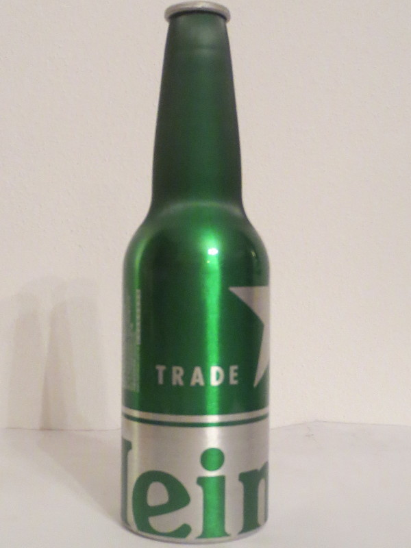 TAIWAN Heineken TRADE MARK (33cl)