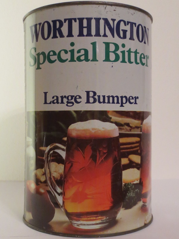 WORTHINGTON Special Bitter Large Bumper (386cl) Nr.1