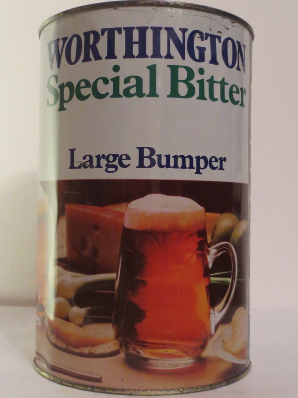WORTHINGTON Special Bitter Large Bumper (386cl) Nr.2
