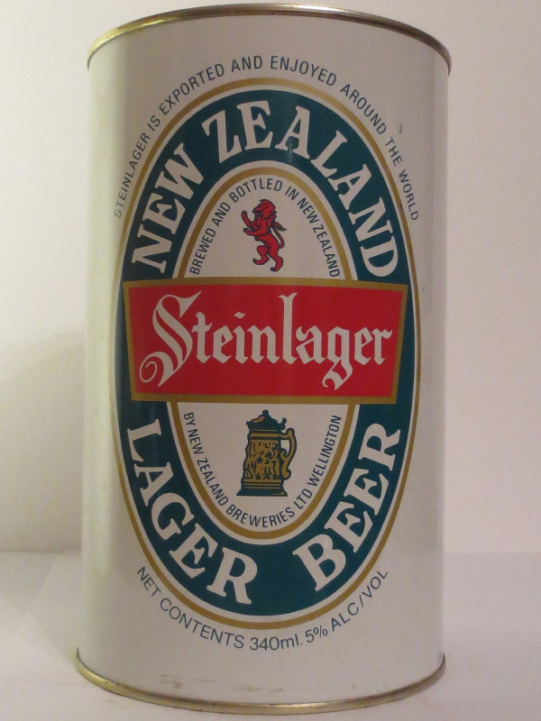 Steinlager NEW ZEALAND LAGER BEER (cca 2L)
