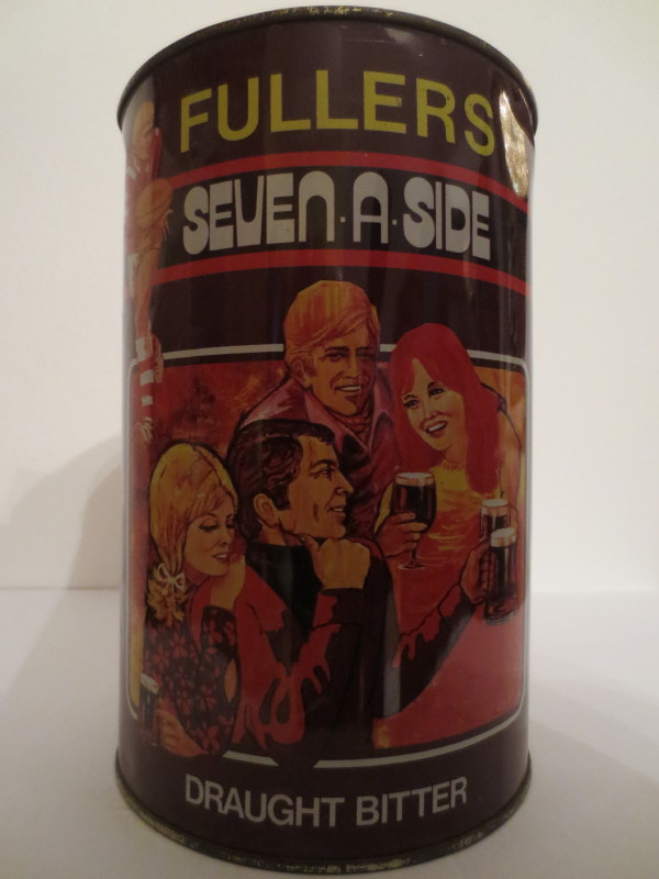 FULLERS SEVEN.A.SIDE DRAUGHT BITTER (386cl)