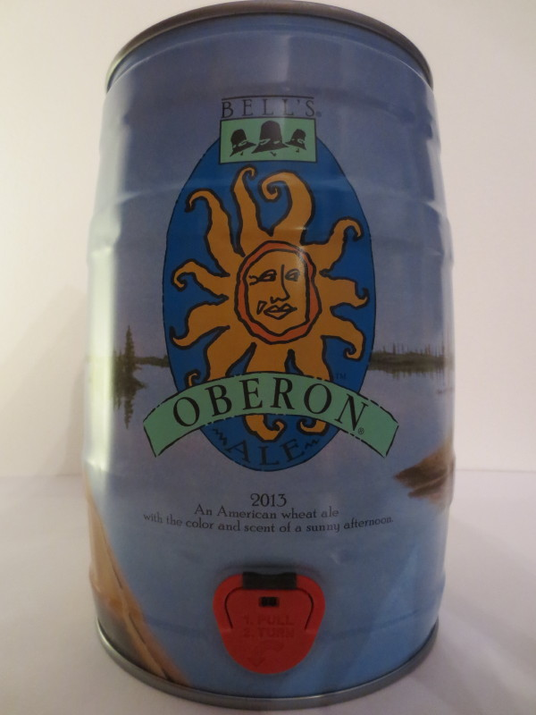 BELL´S OBERON ALE 2013