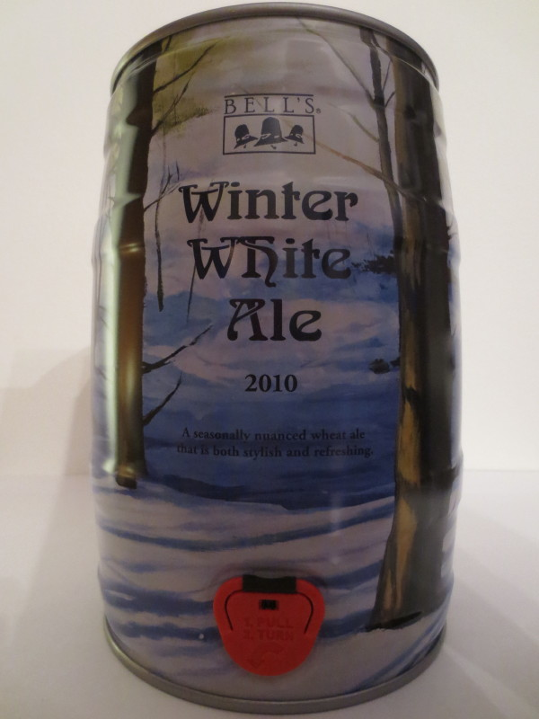 BELL´S Winter White Ale 2010