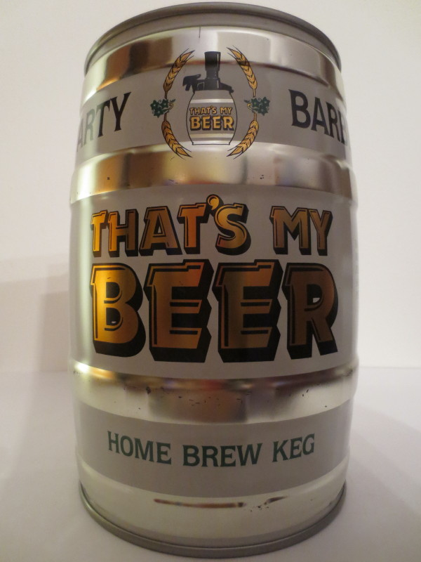 THAT´S MY BEER