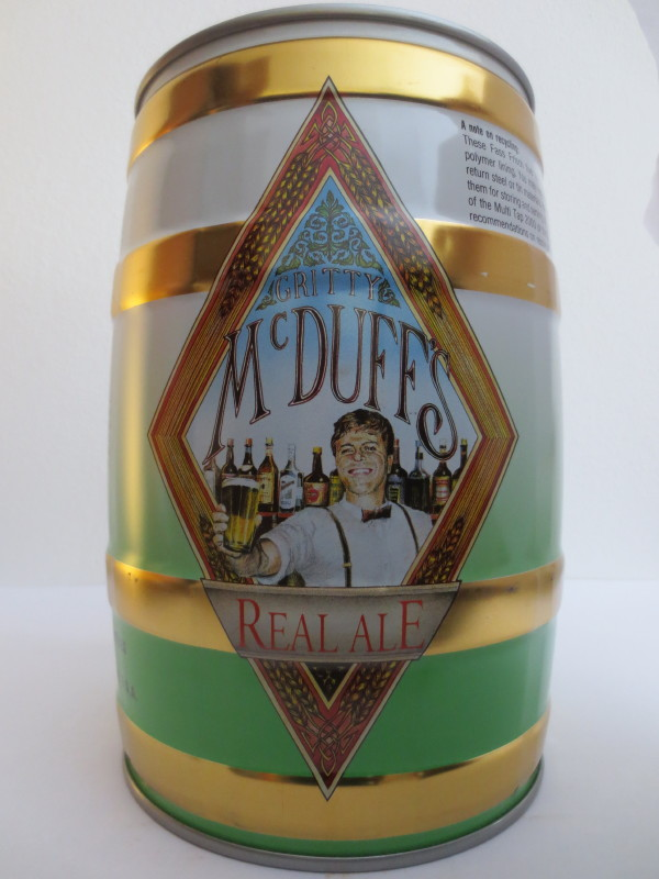 McDUFF´S REAL ALE