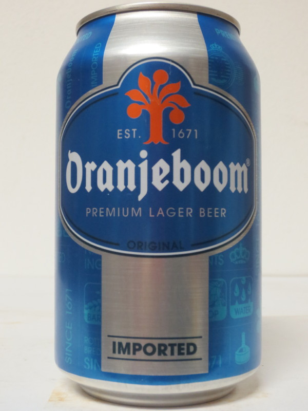 Oranjeboom PREMIUM LAGER BEER IMPORTED (33cl)