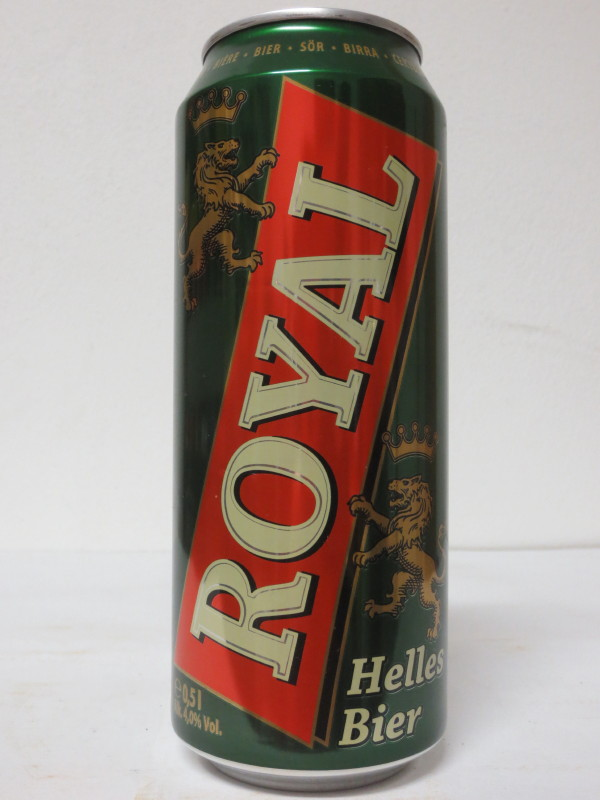 ROYAL Helles Bier (50cl)
