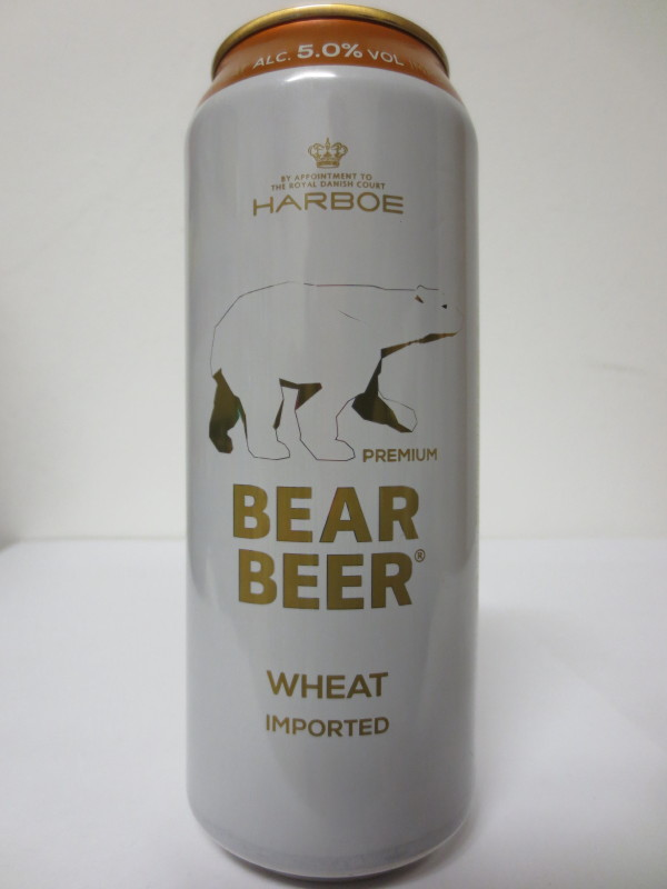 BEAR BEER WHEAT IMPORTED (50cl)
