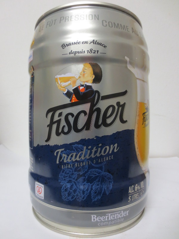 Fischer Tradition BeerTender