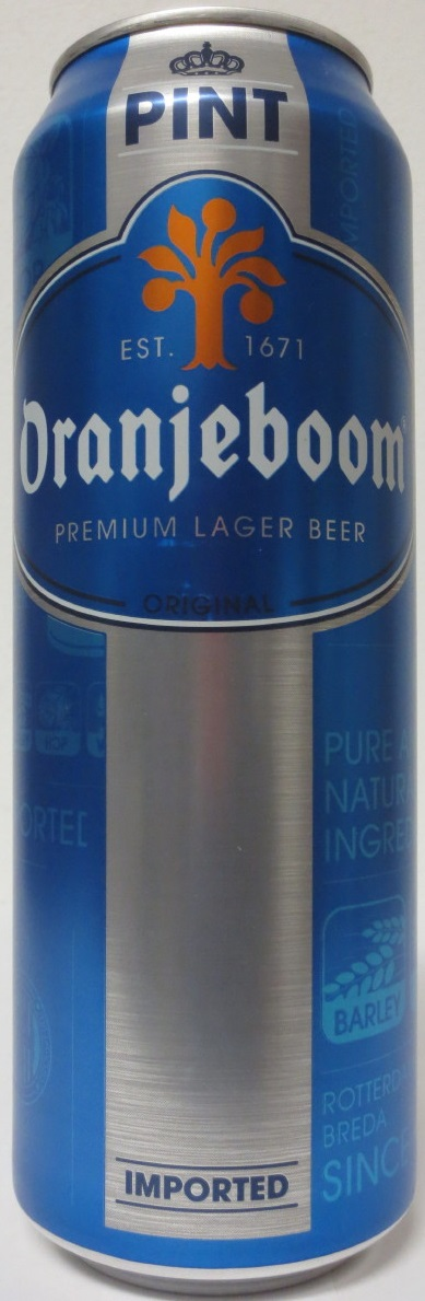 Oranjeboom PREMIUM LAGER BEER IMPORTED (56,8cl)