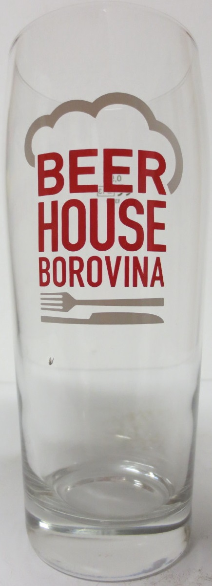 BEER HOUSE BOROVIBA (0,5L) Will