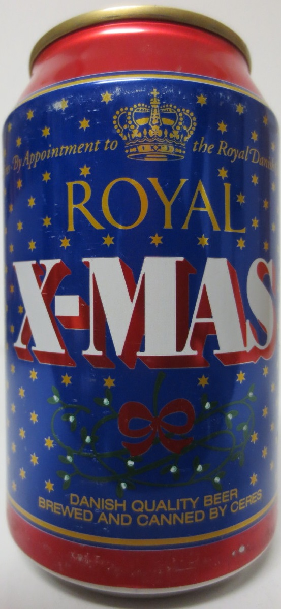ROYAL X-MAS (33cl) (B/O)