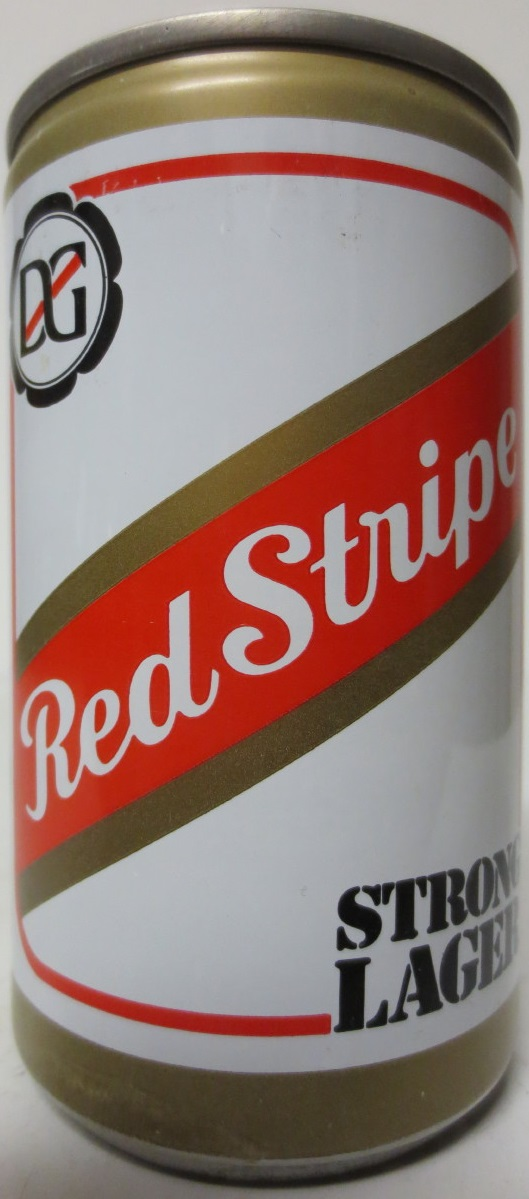Red Stripe STRONG LAGER (33cl) (B/O)